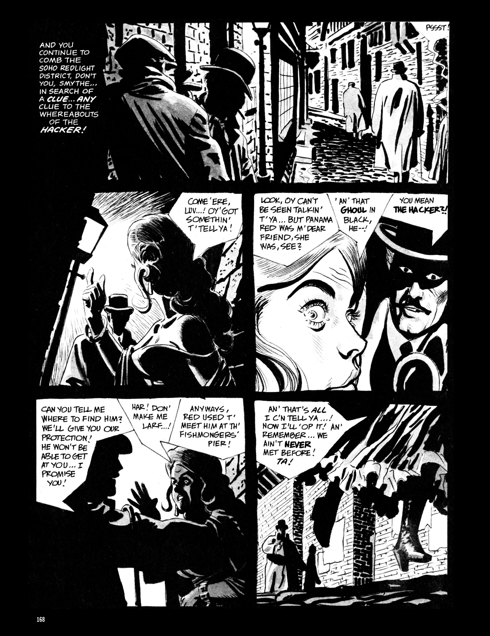 Read online Eerie Archives comic -  Issue # TPB 14 - 169