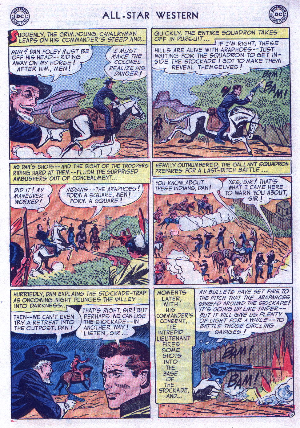 Read online All-Star Western (1951) comic -  Issue #74 - 23