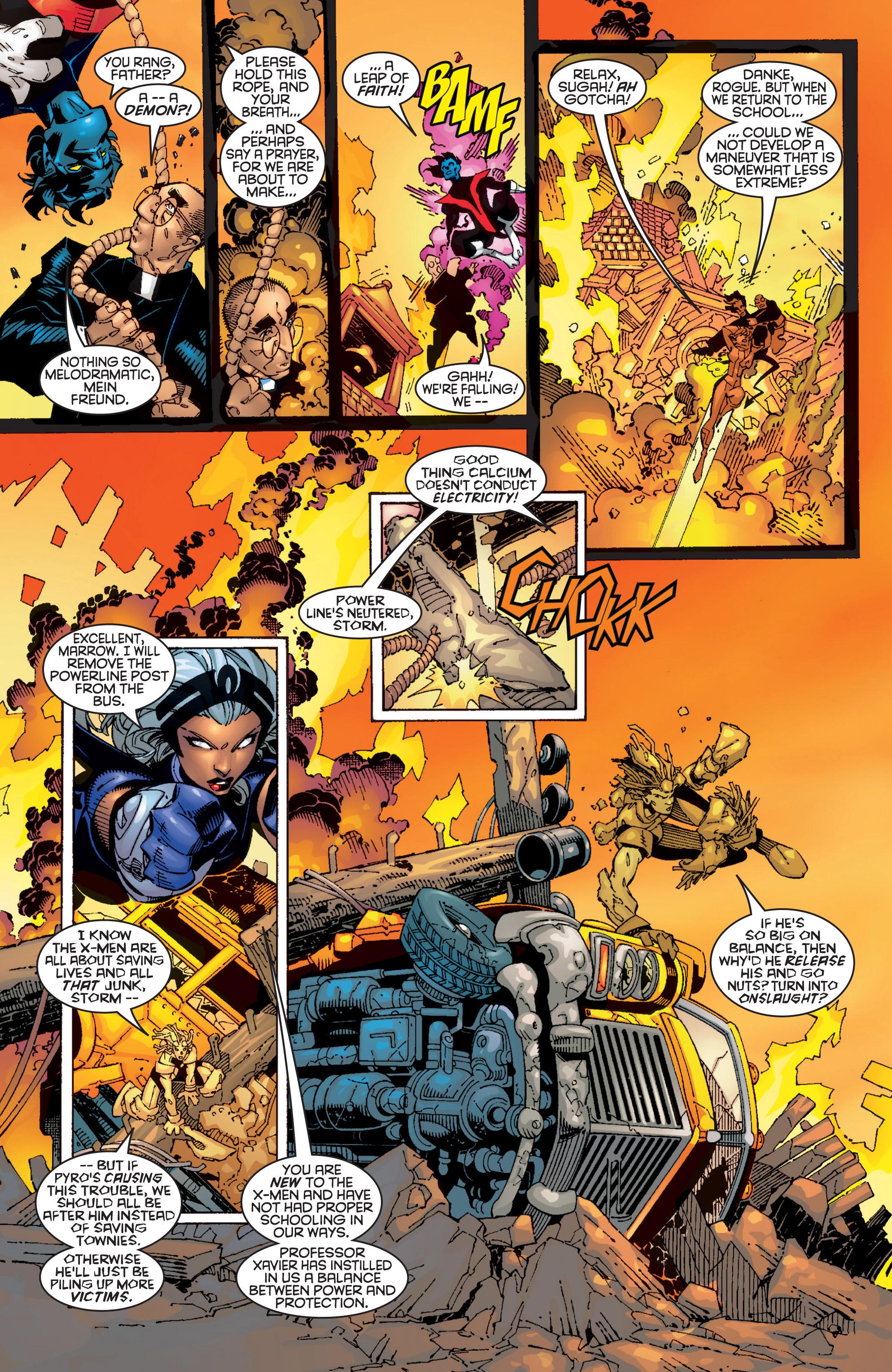 Read online Uncanny X-Men (1963) comic -  Issue #362 - 11