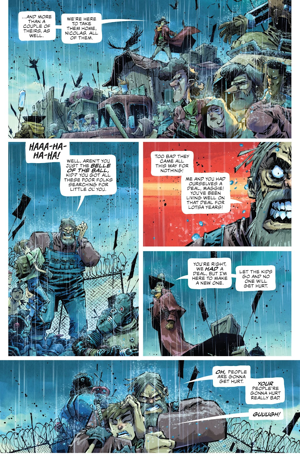 Read online Middlewest comic -  Issue #17 - 4