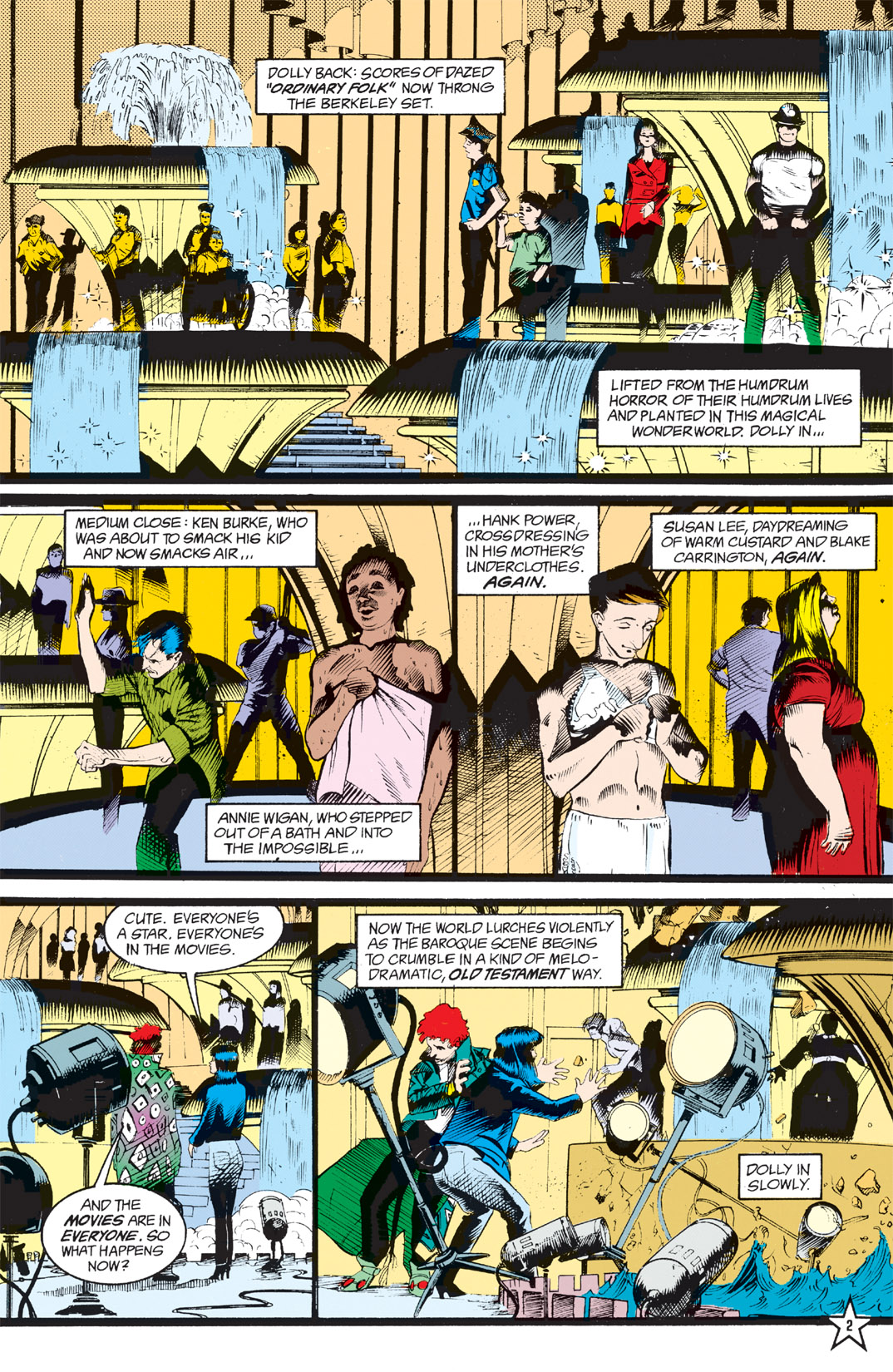 Read online Shade, the Changing Man comic -  Issue #6 - 4