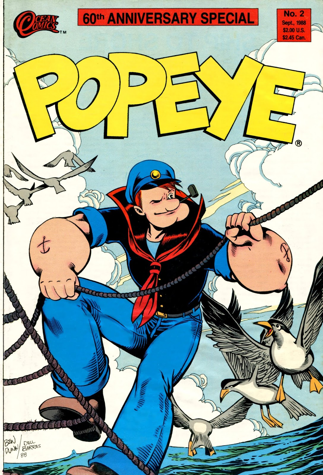 Popeye Special 2 Page 1