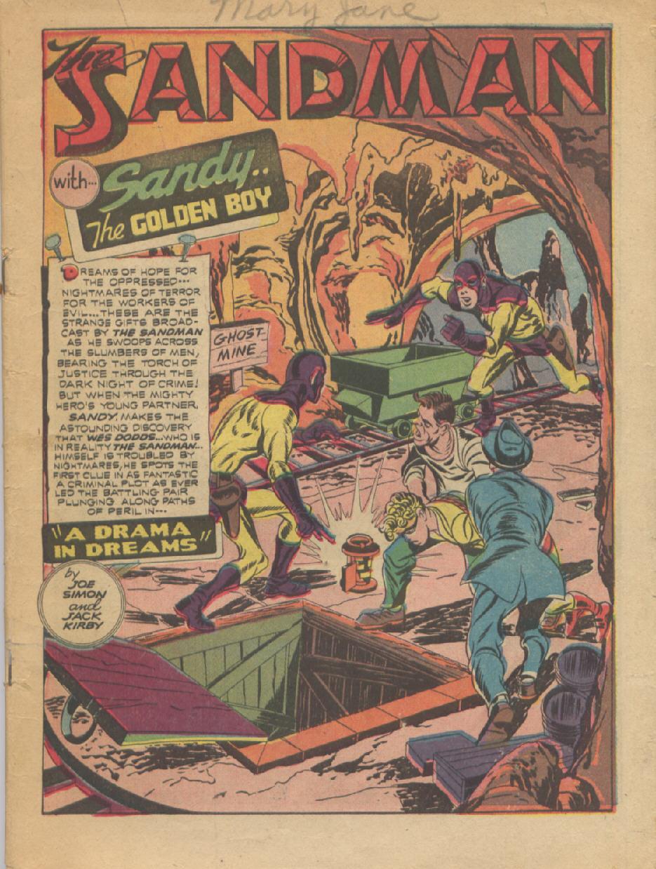 Read online Adventure Comics (1938) comic -  Issue #81 - 3