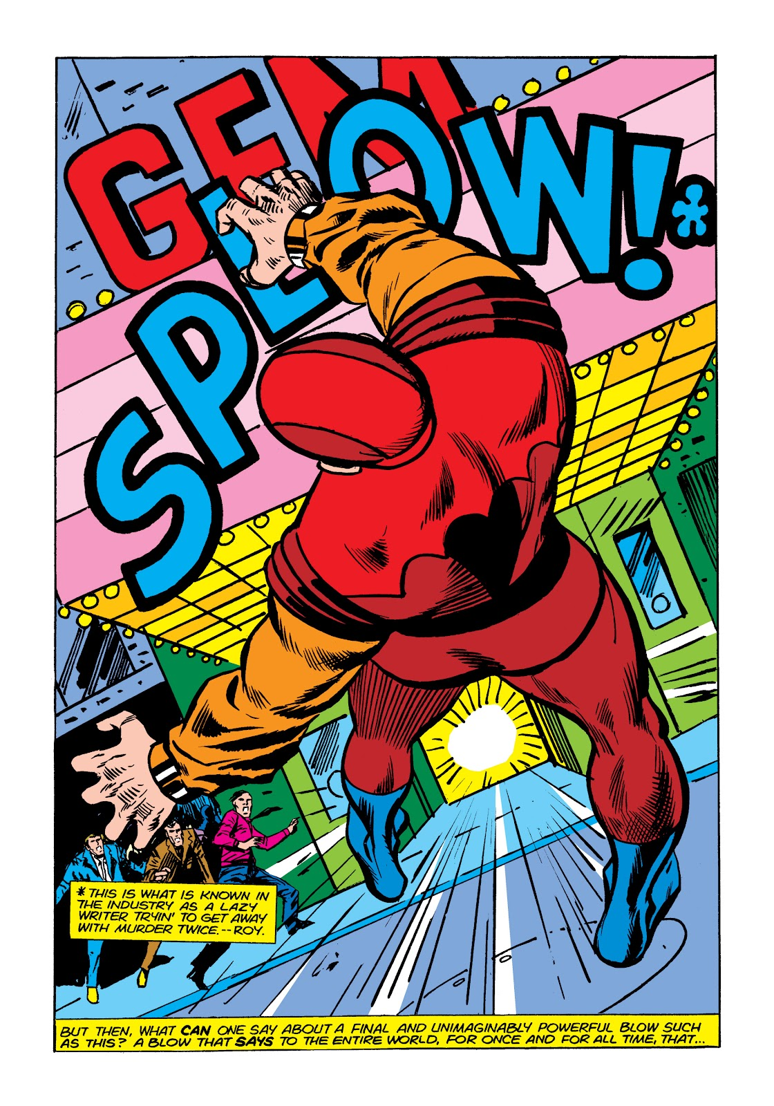 Read online Marvel Masterworks: Luke Cage, Power Man comic -  Issue # TPB 2 (Part 2) - 4