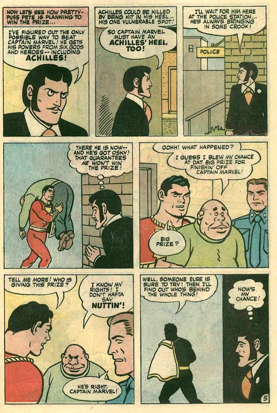 Read online Shazam! (1973) comic -  Issue #10 - 19