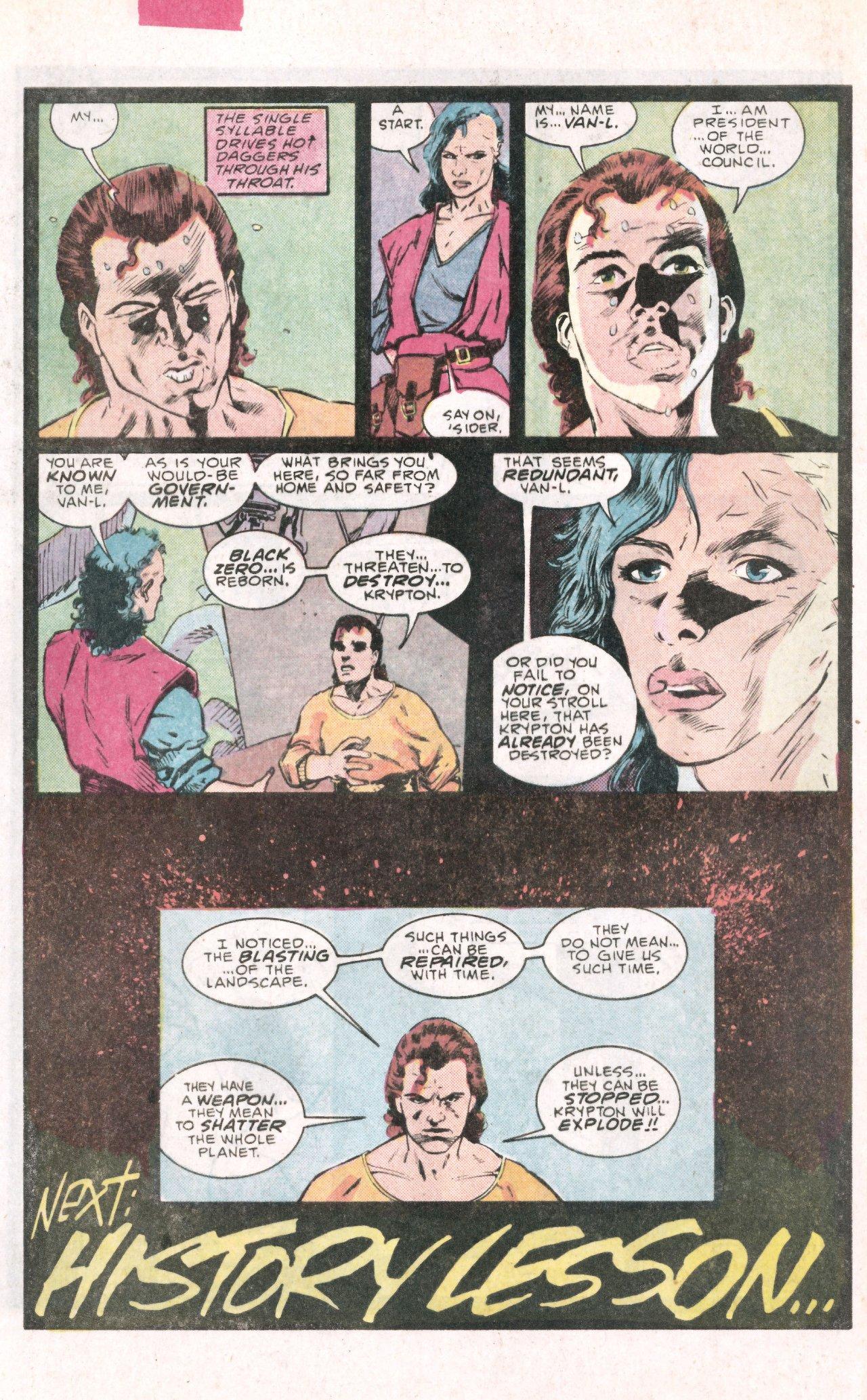 Read online World of Krypton comic -  Issue #2 - 34