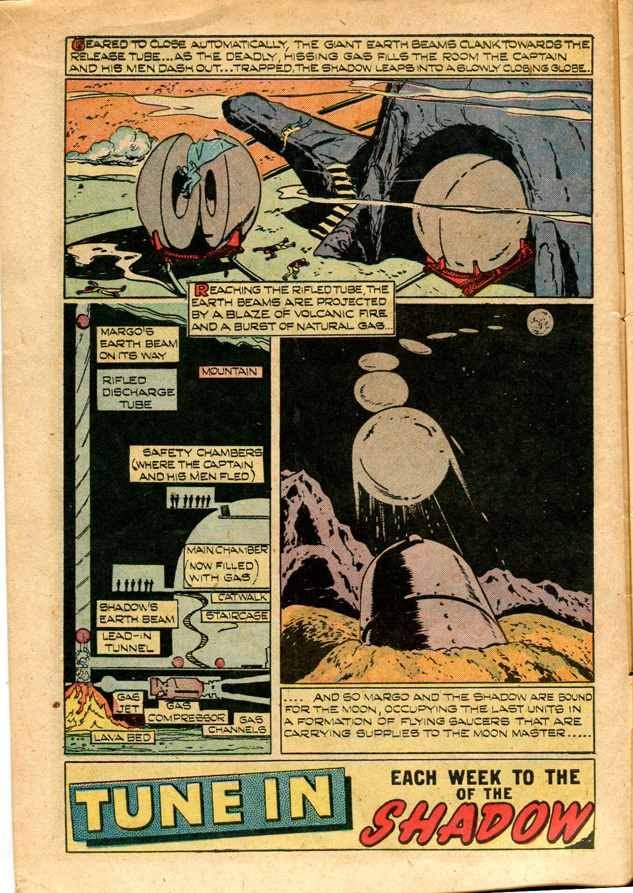 Read online Shadow Comics comic -  Issue #82 - 12
