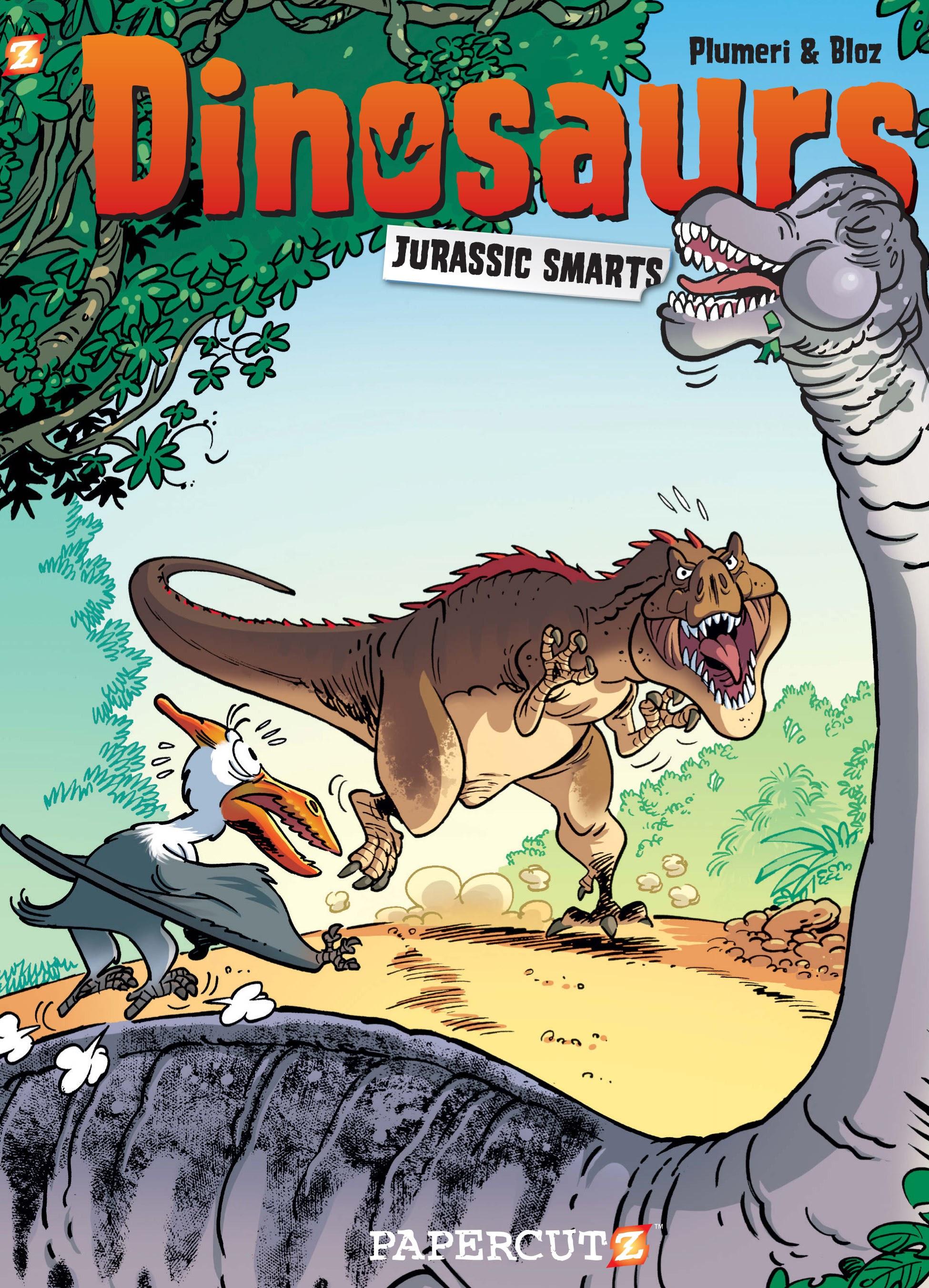 Dinosaurs (2014) 3 Page 1