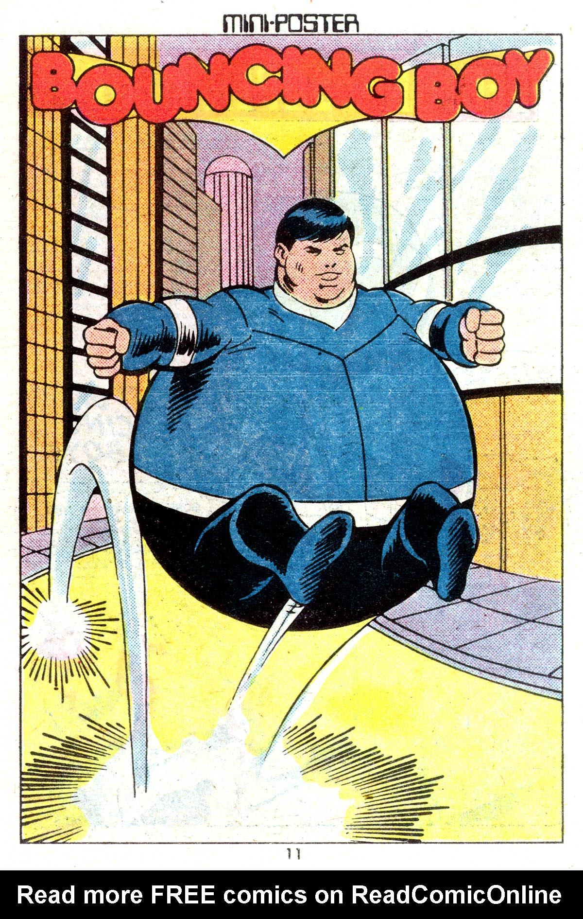 Read online Adventure Comics (1938) comic -  Issue #498 - 11