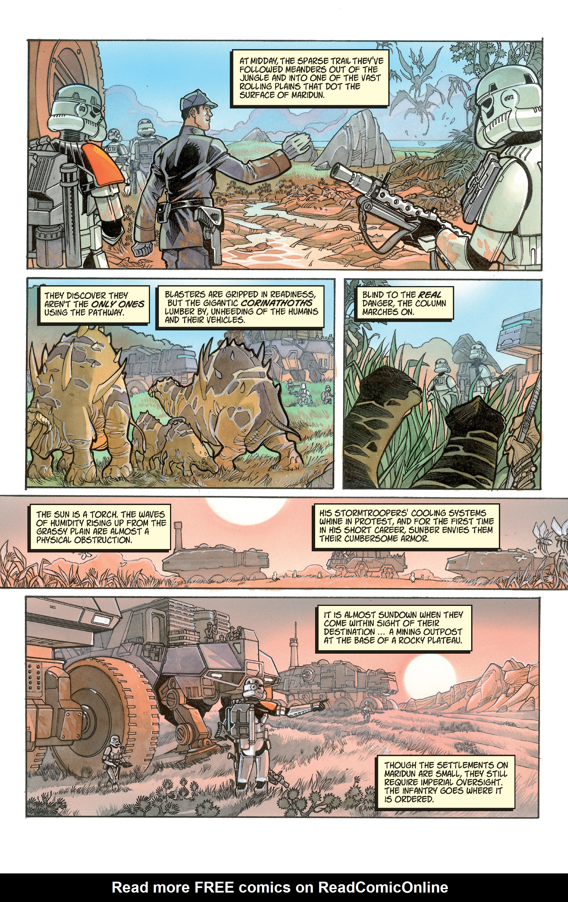 Read online Star Wars Omnibus comic -  Issue # Vol. 22 - 143