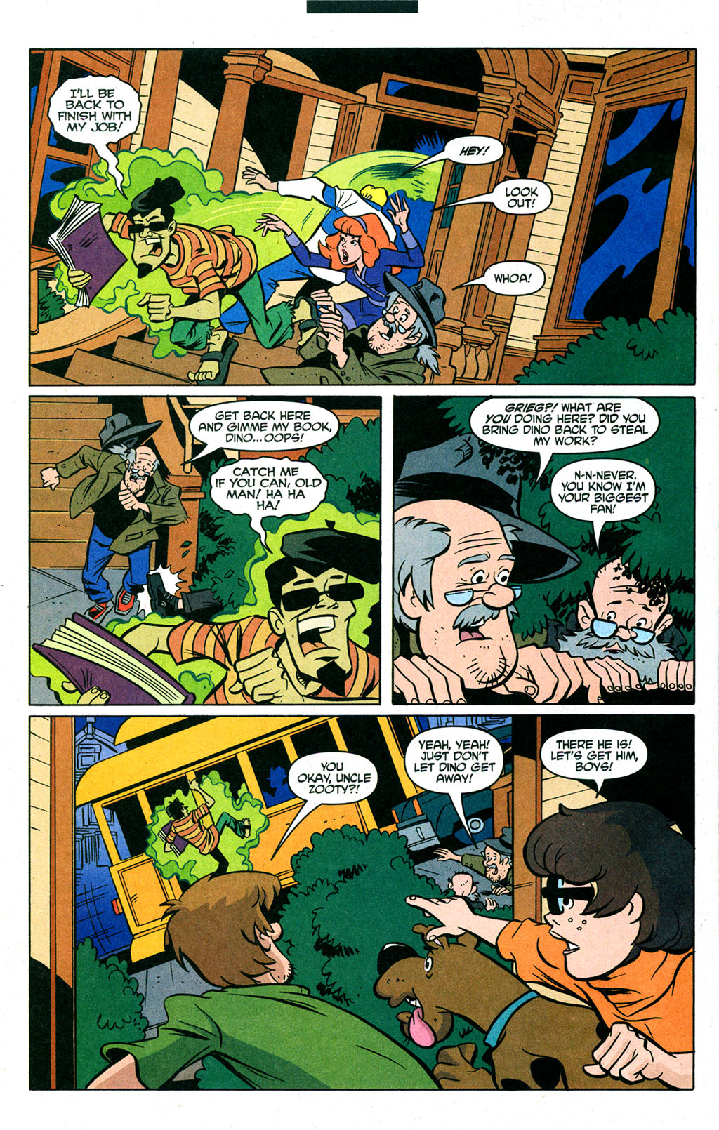 Read online Scooby-Doo (1997) comic -  Issue #89 - 7