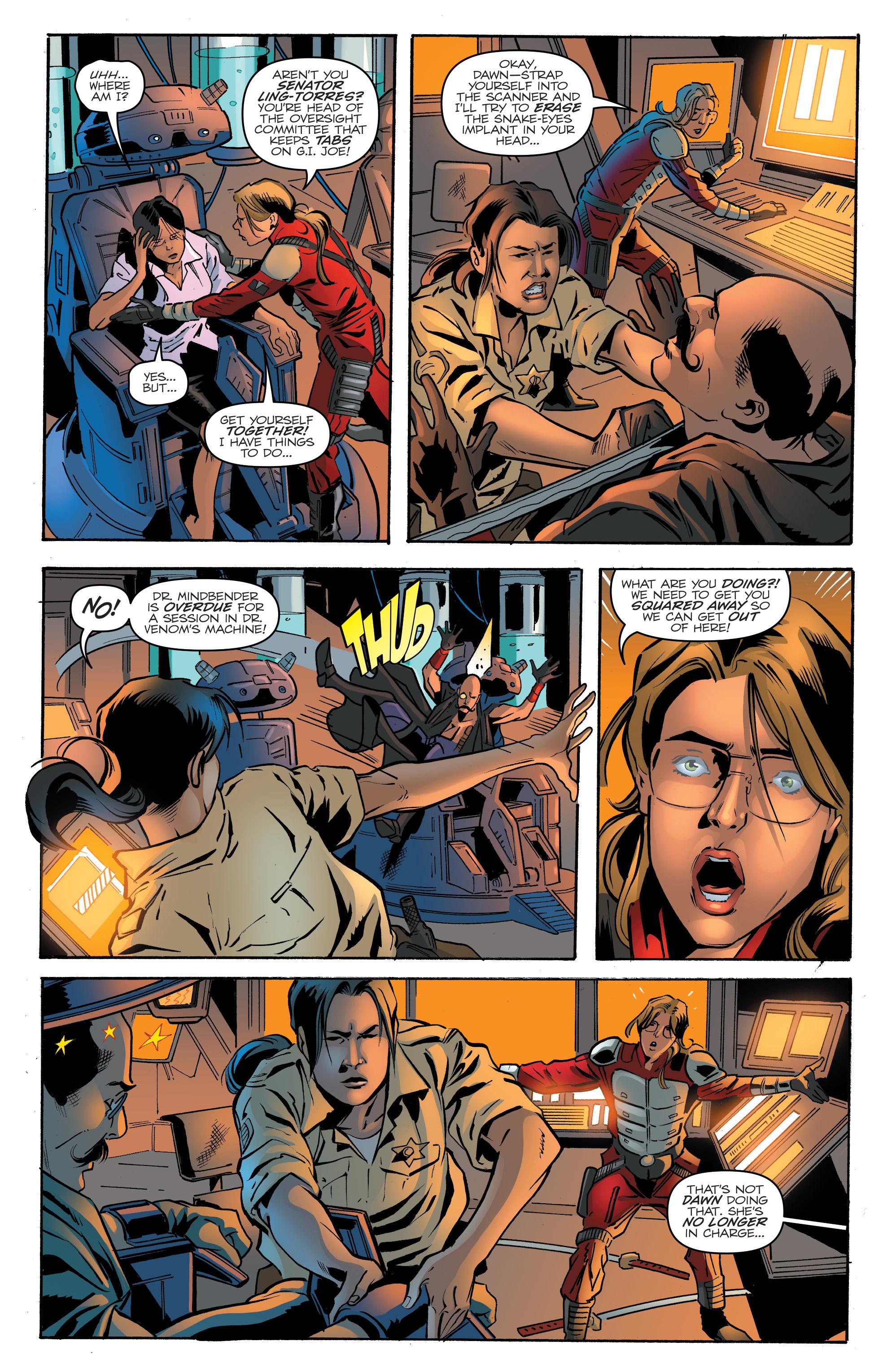 Read online G.I. Joe: A Real American Hero comic -  Issue #240 - 16