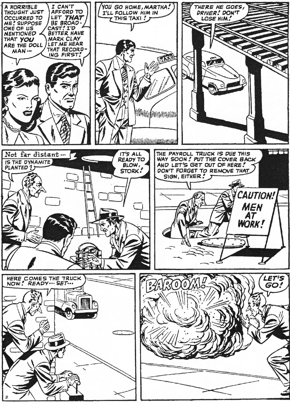 Read online Men of Mystery Comics comic -  Issue #84 - 154