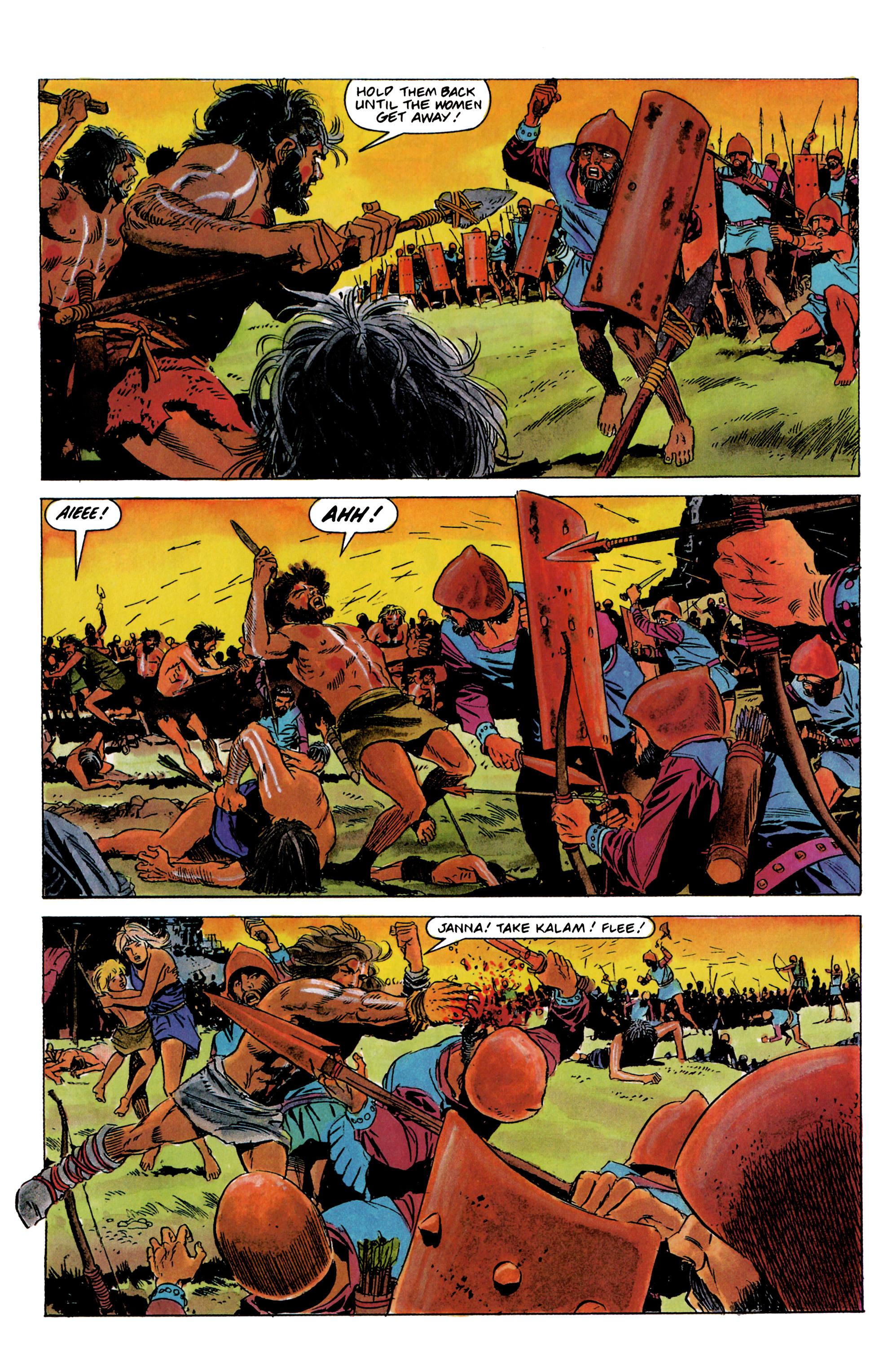 Read online Eternal Warrior (1992) comic -  Issue #1 - 12