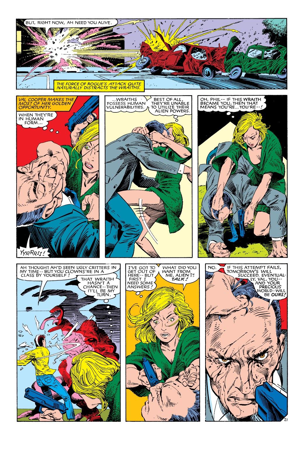 Uncanny X-Men (1963) issue 186 - Page 22