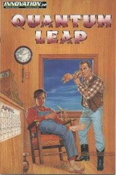 Read online Quantum Leap comic -  Issue #12 - 1