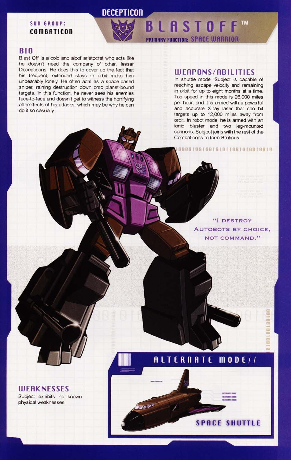 Read online Transformers: More than Meets the Eye comic -  Issue #1 - 61
