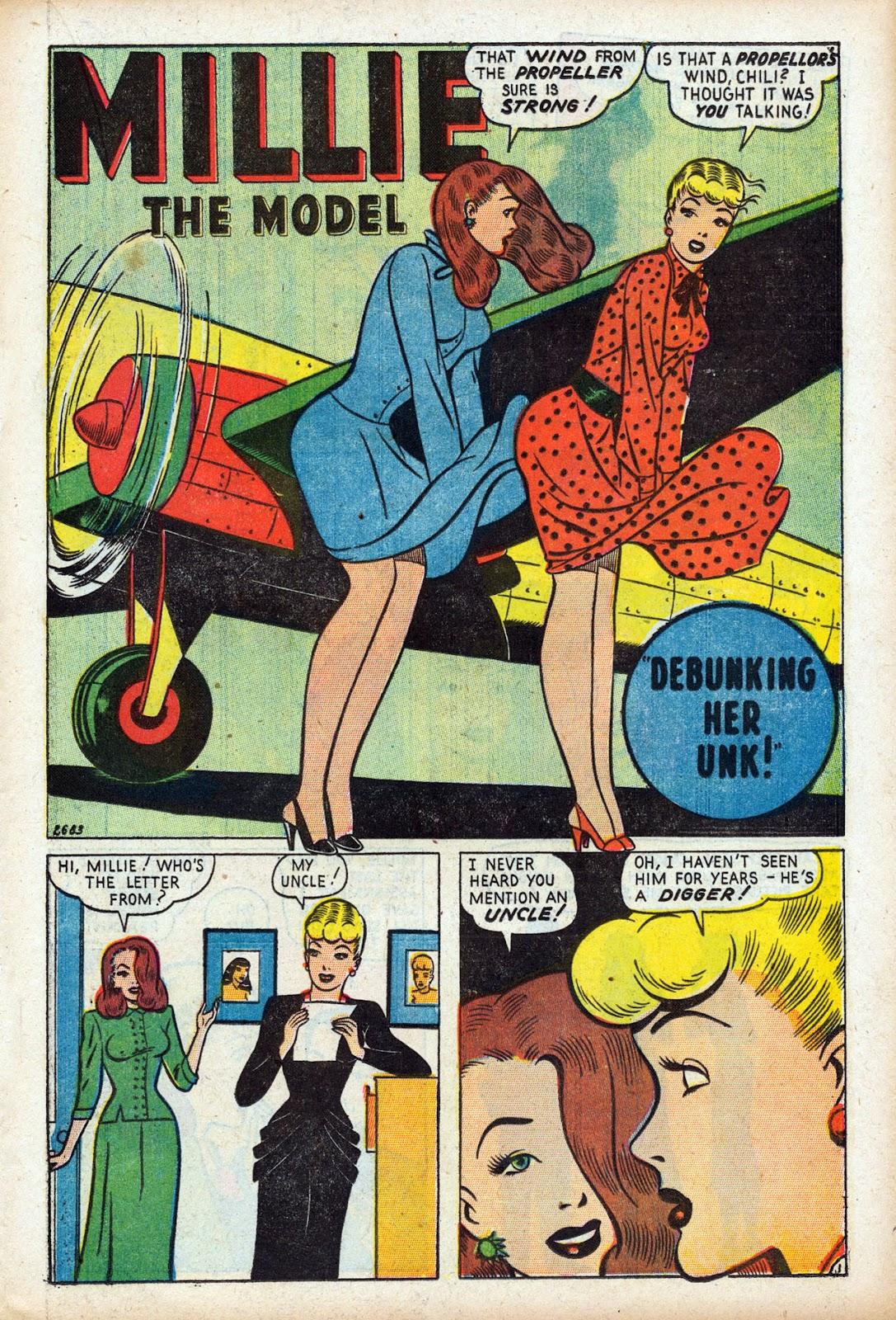 Read online Comedy Comics (1948) comic -  Issue #3 - 17