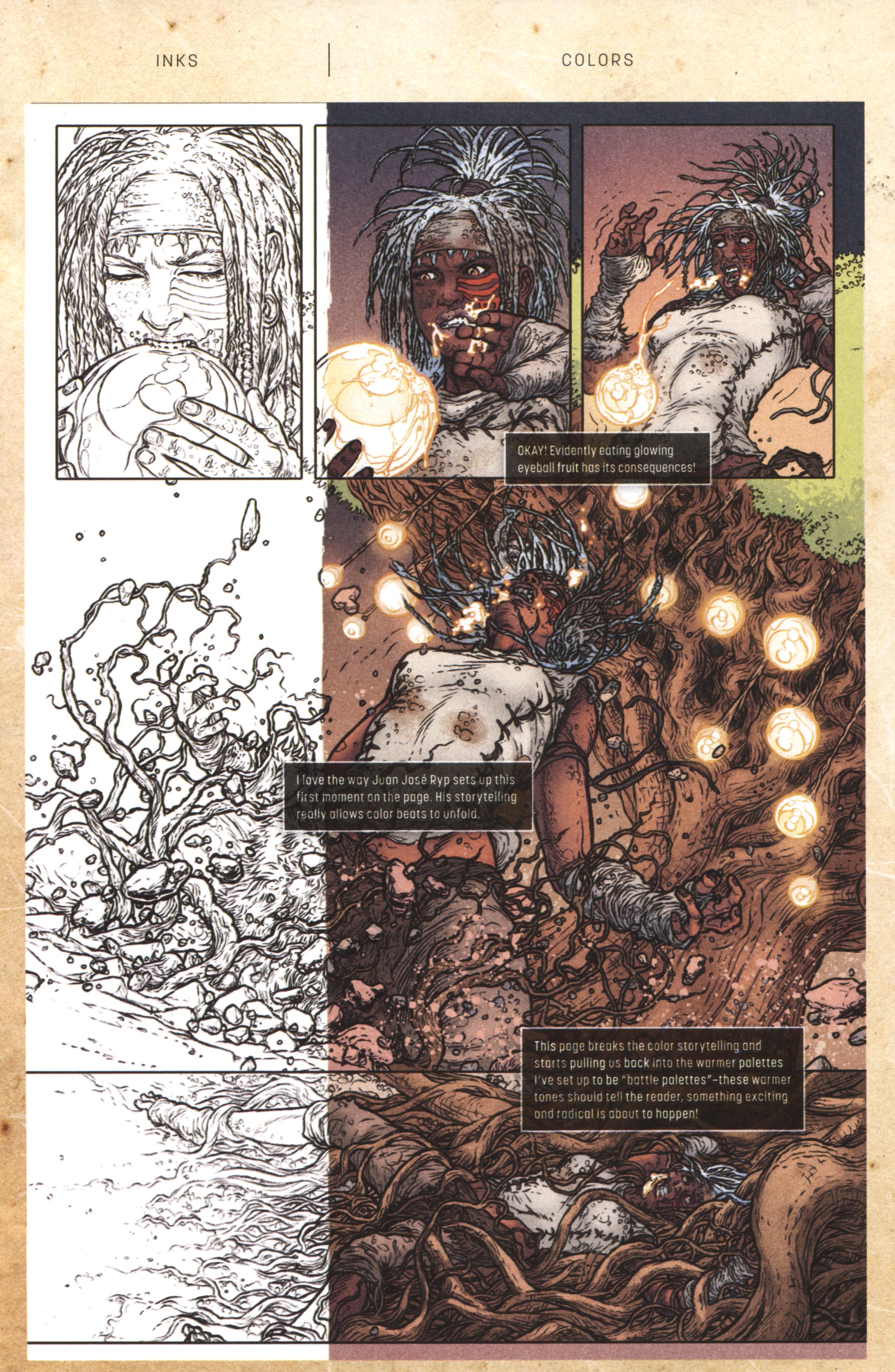 Read online Book of Death: Legends of the Geomancer comic -  Issue #2 - 22