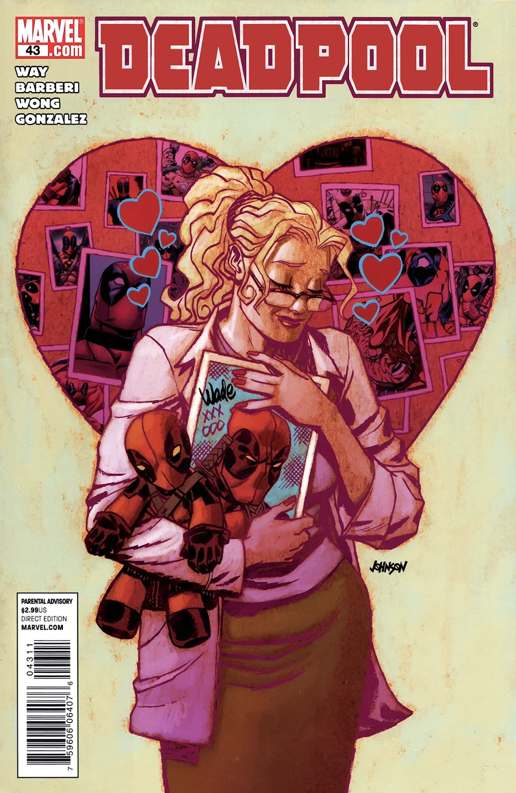 Read online Deadpool (2008) comic -  Issue #43 - 1