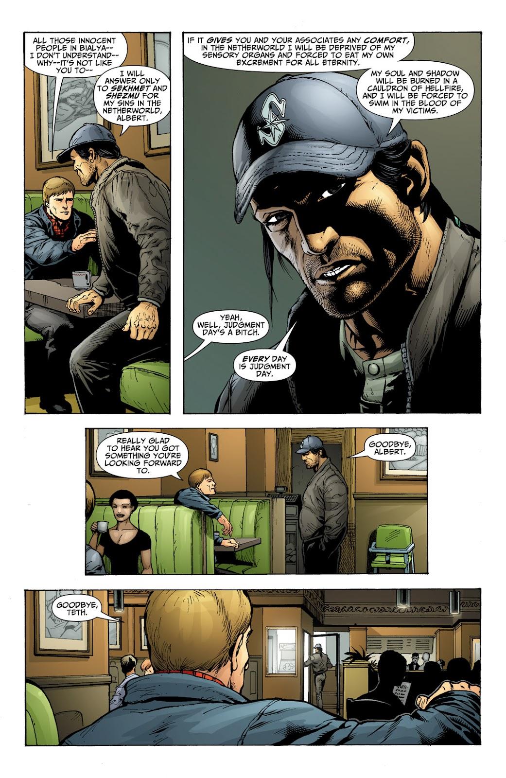 Black Adam: The Dark Age issue 5 - Page 16