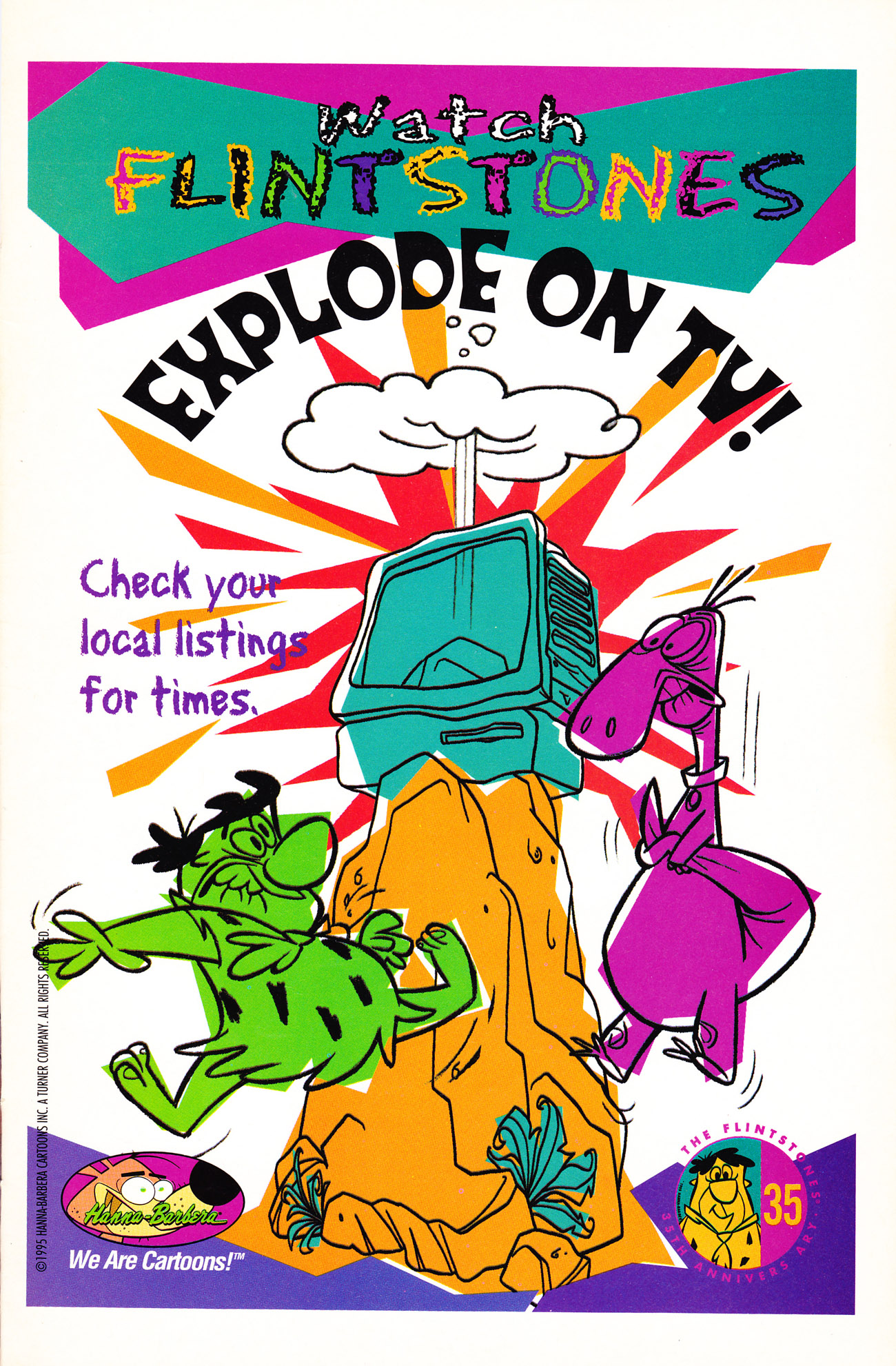 Read online Scooby-Doo (1995) comic -  Issue #6 - 35