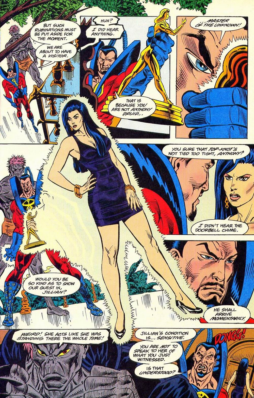 Read online Secret Defenders comic -  Issue #18 - 5
