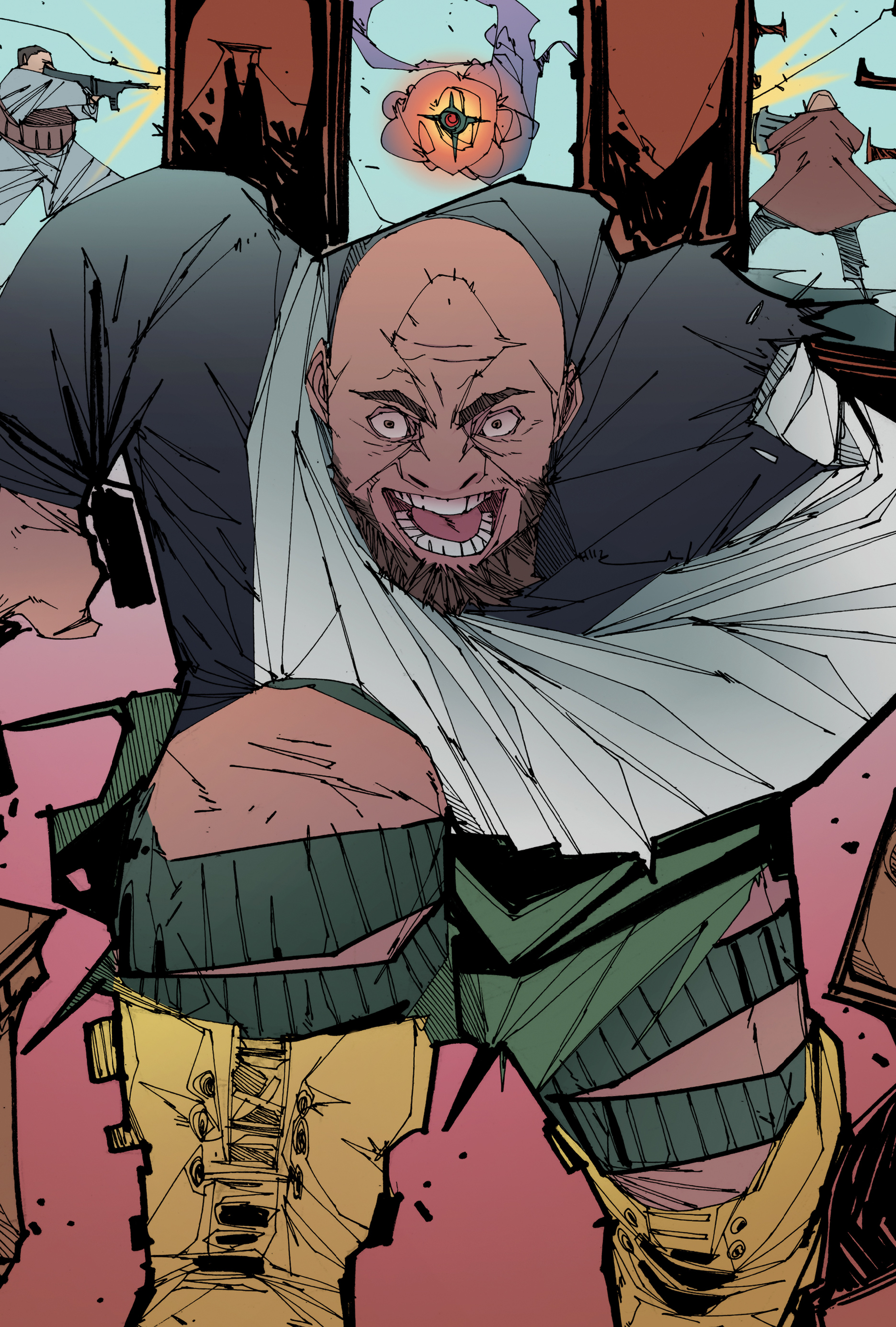Read online Scrimshaw comic -  Issue #4 - 26