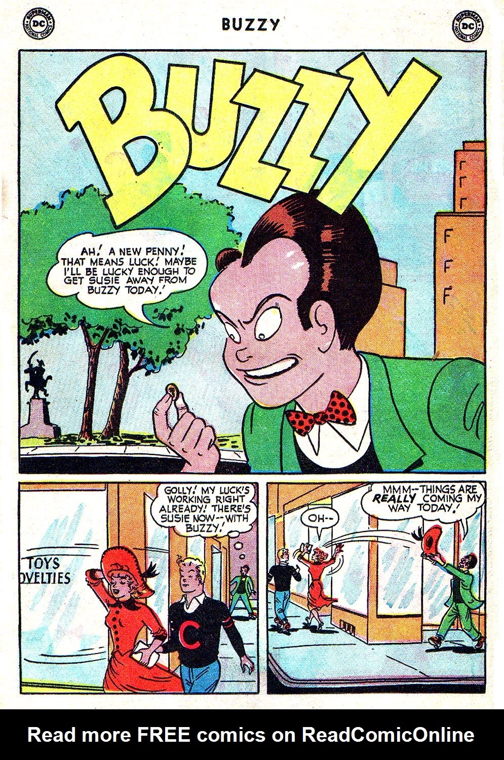 Buzzy issue 44 - Page 13