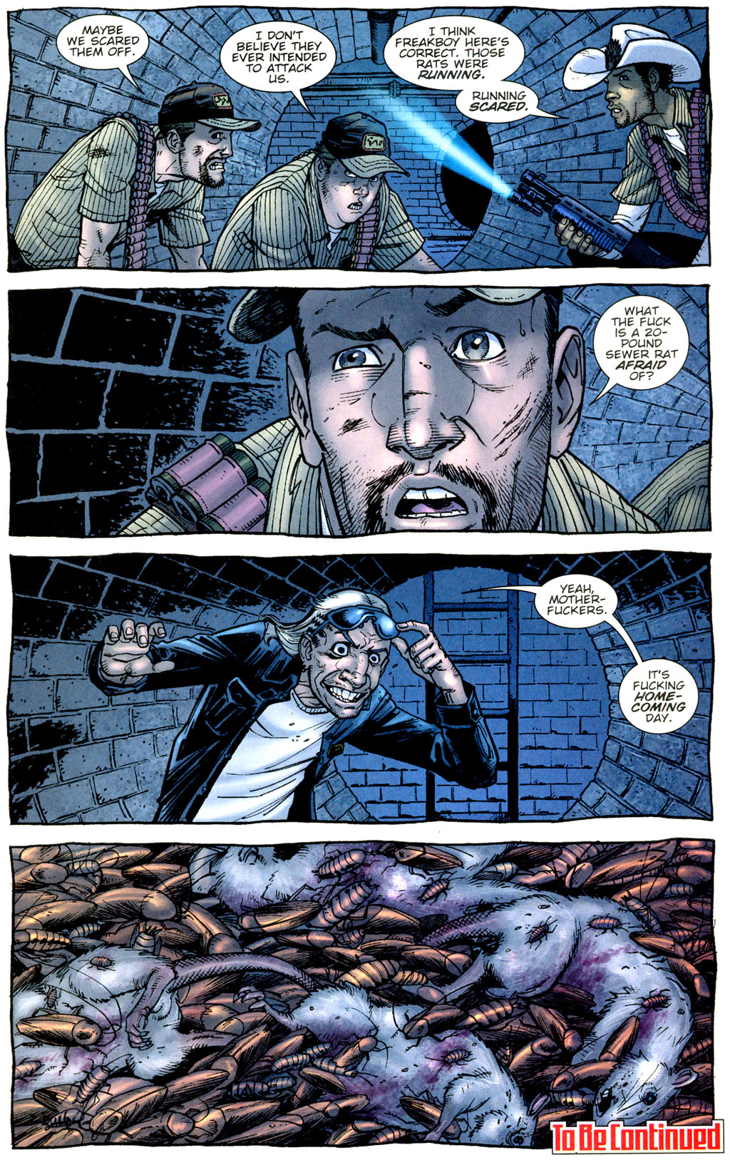 Read online The Exterminators comic -  Issue #9 - 24