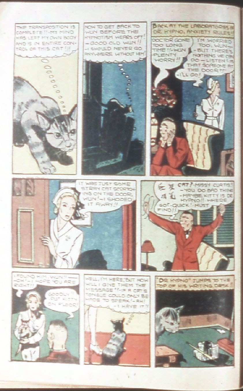 Read online Amazing Man Comics comic -  Issue #18 - 26