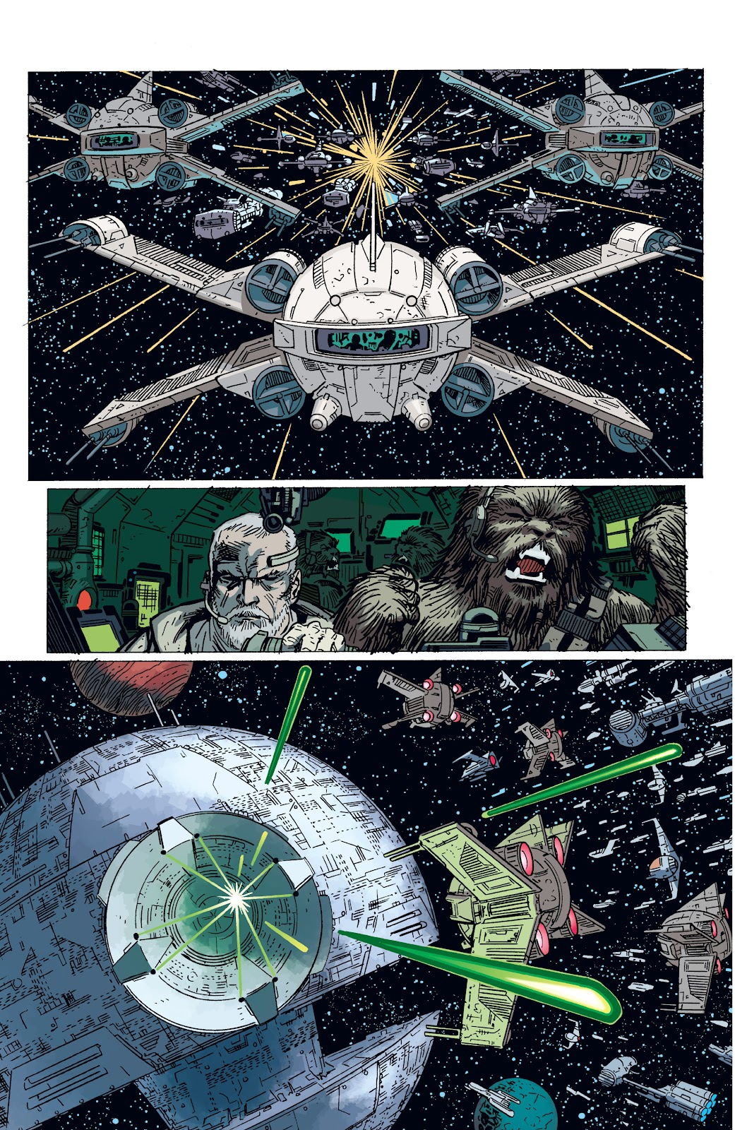 Read online Star Wars Legends: Infinities - Epic Collection comic -  Issue # TPB (Part 5) - 120