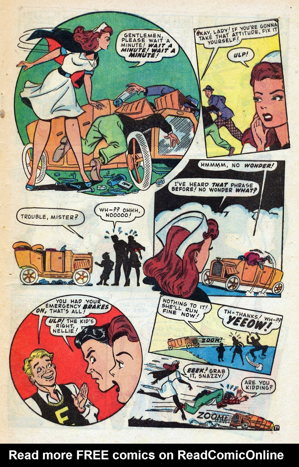 Read online Nellie The Nurse (1945) comic -  Issue #14 - 47
