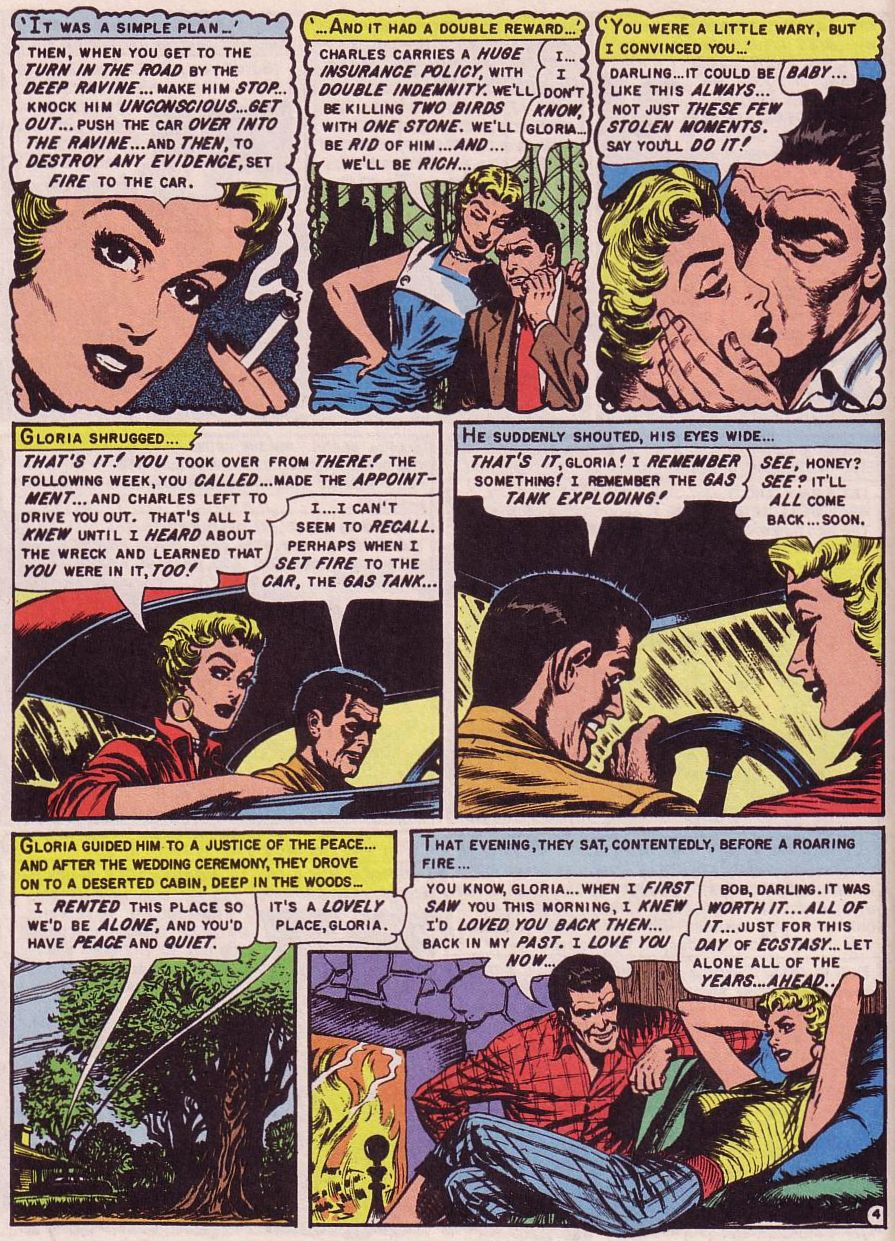Read online Shock SuspenStories comic -  Issue #13 - 5