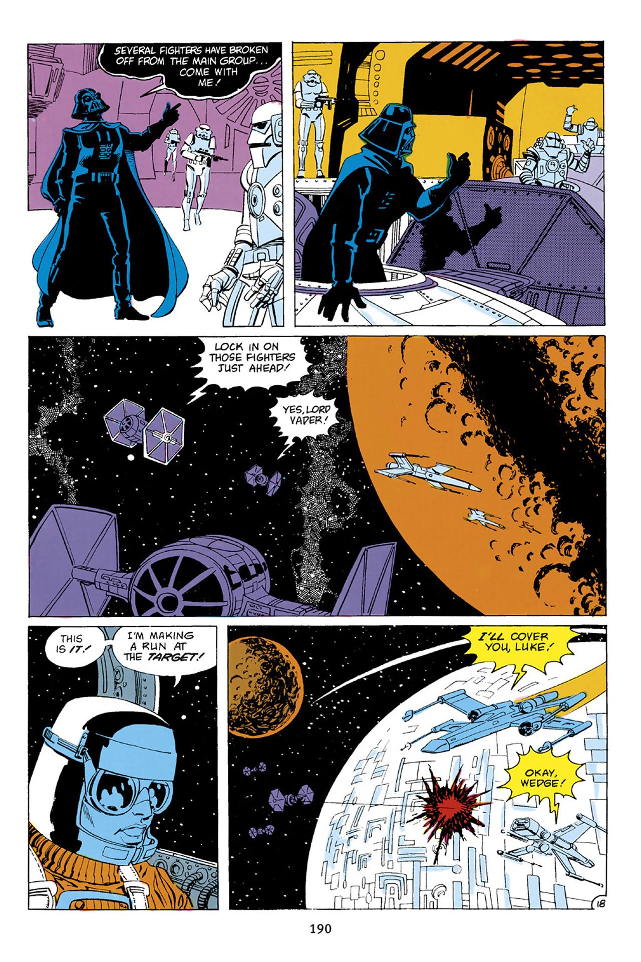 Read online Star Wars Omnibus comic -  Issue # Vol. 23 - 189