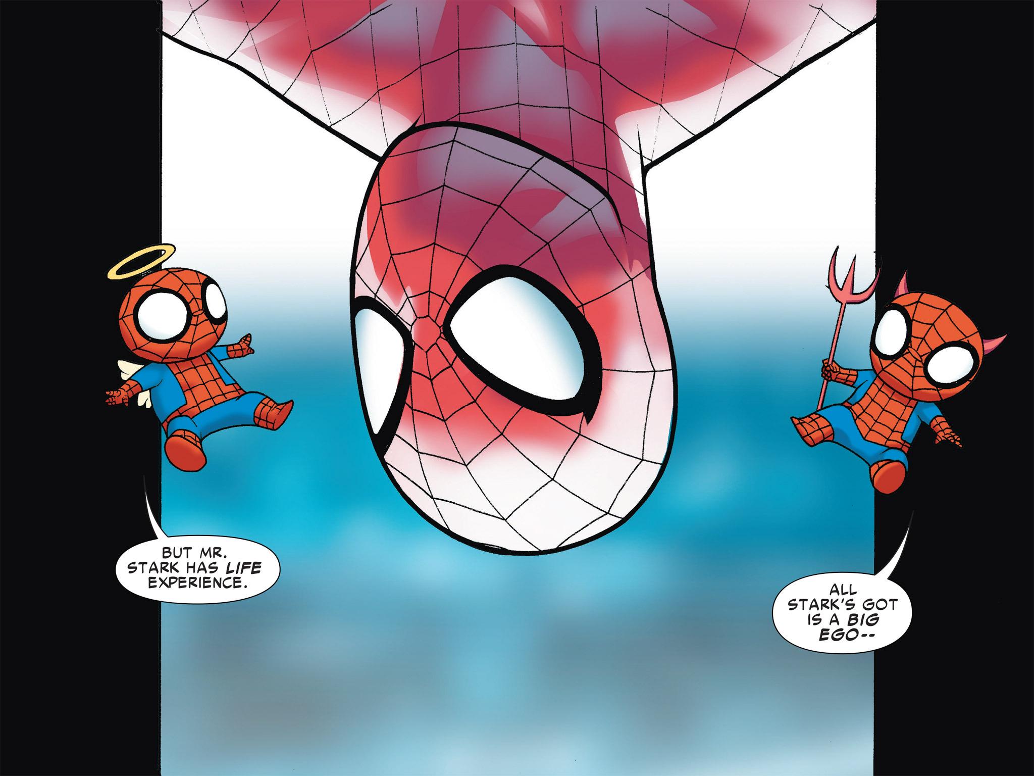 Read online Ultimate Spider-Man (Infinite Comics) (2016) comic -  Issue #4 - 30