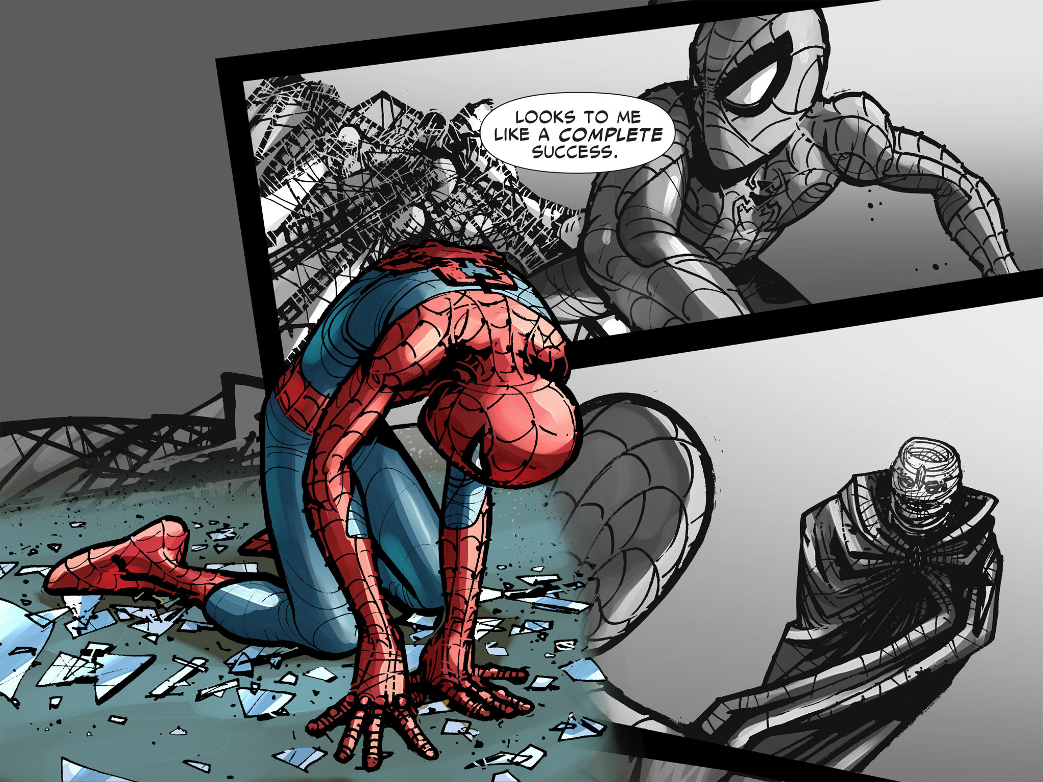 Read online Amazing Spider-Man: Who Am I? comic -  Issue # Full (Part 2) - 222