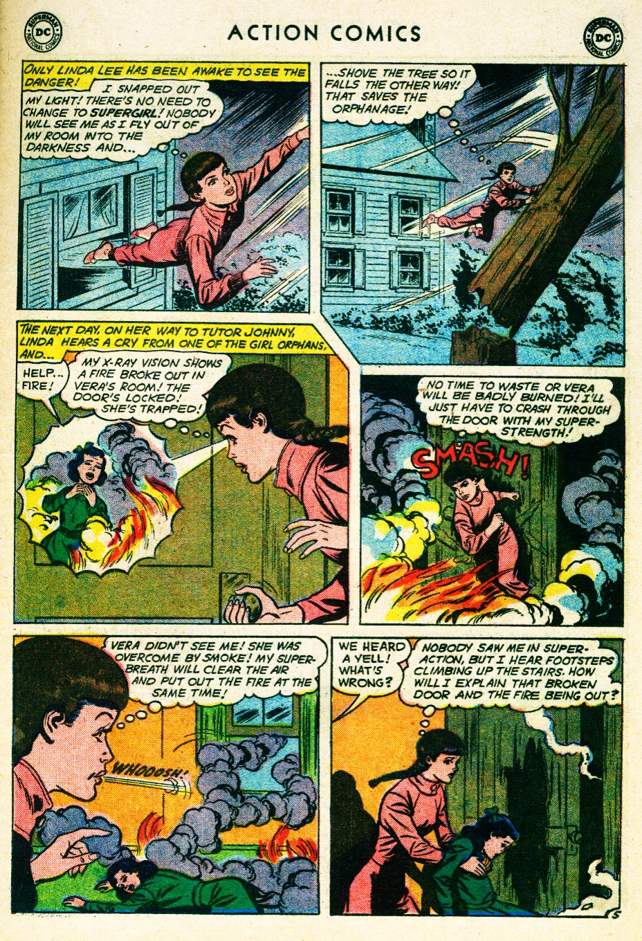 Read online Action Comics (1938) comic -  Issue #263 - 23