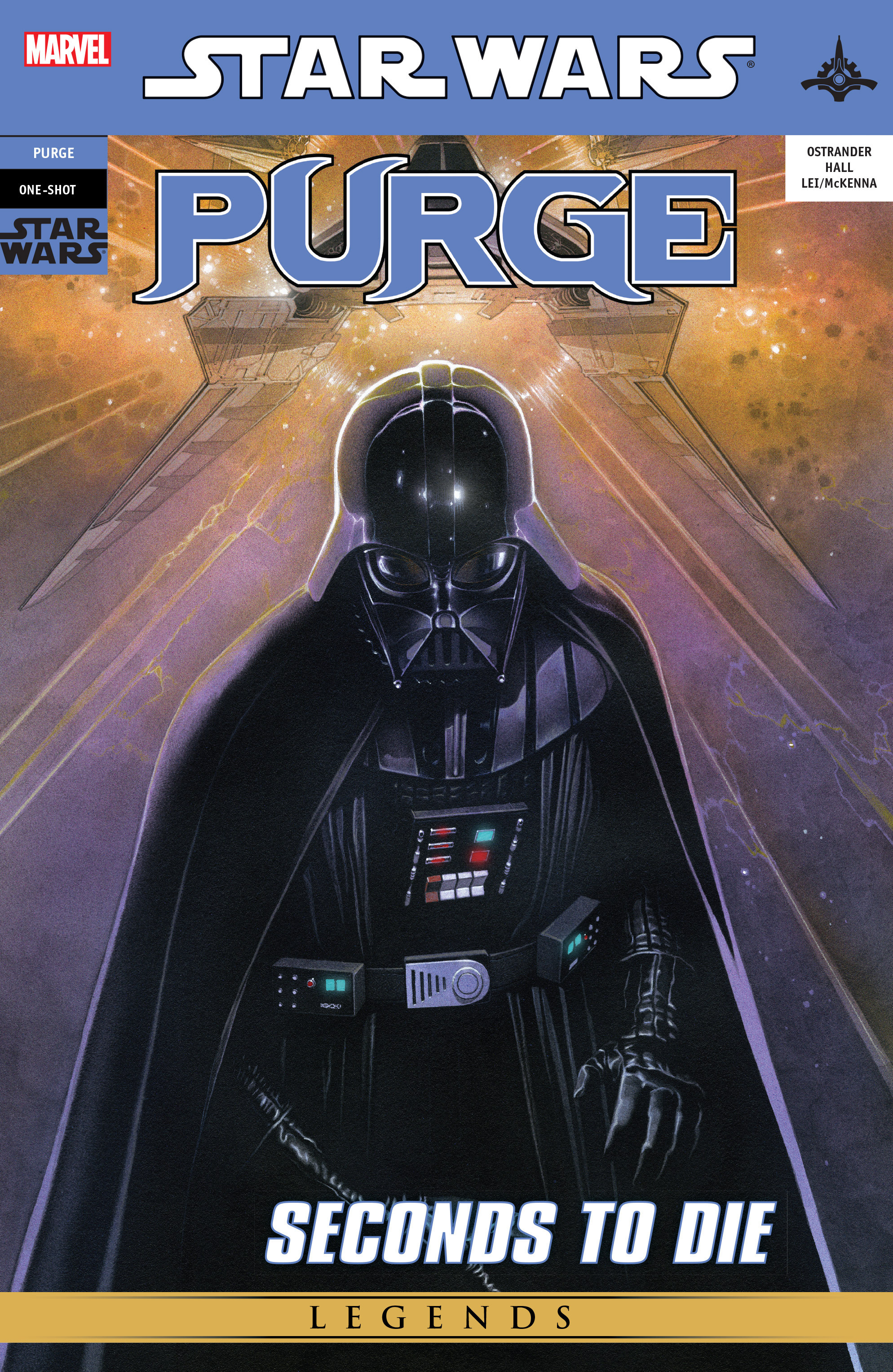 Star Wars: Purge - Seconds to Die Full Page 1