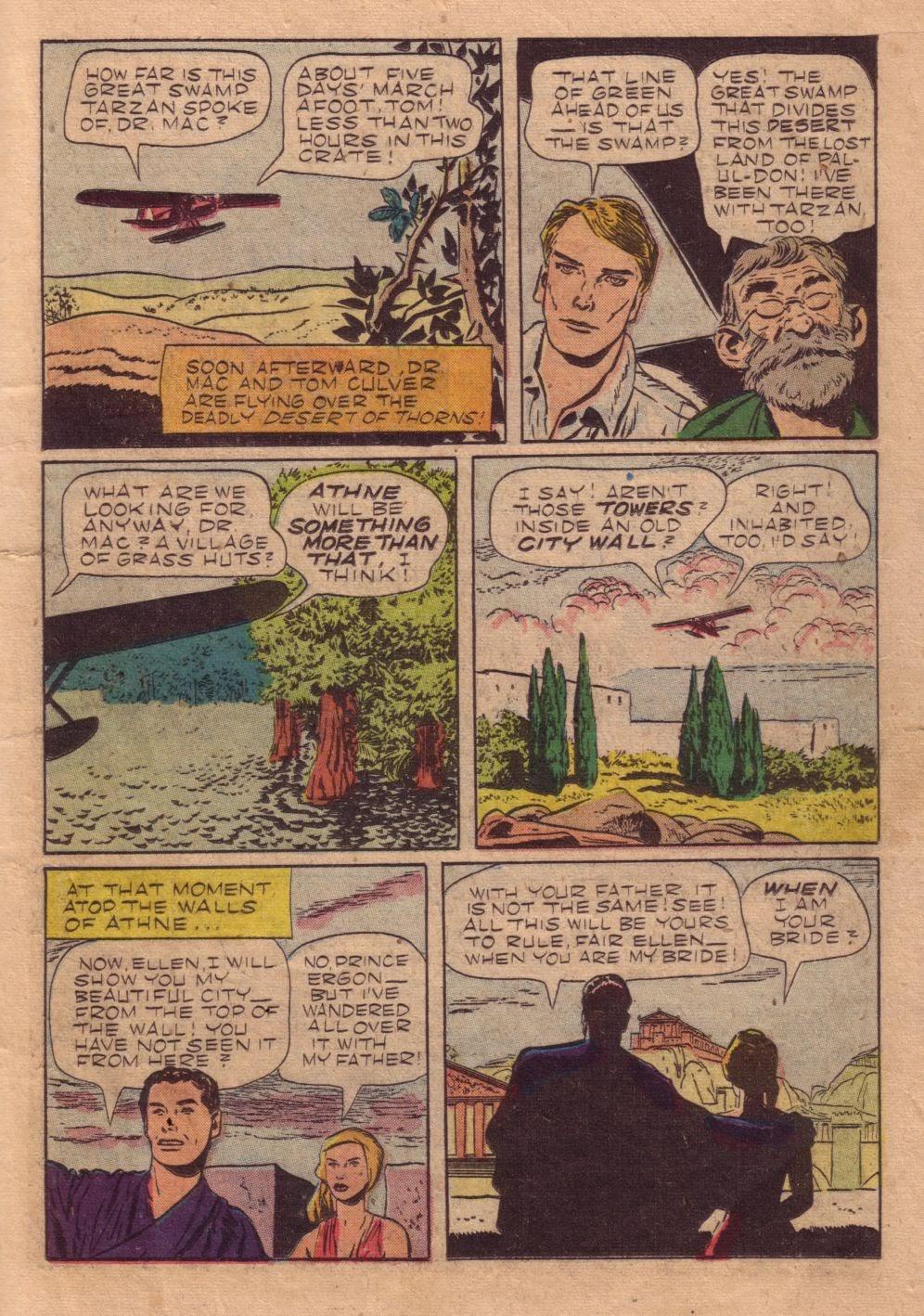 Tarzan (1948) issue 40 - Page 7