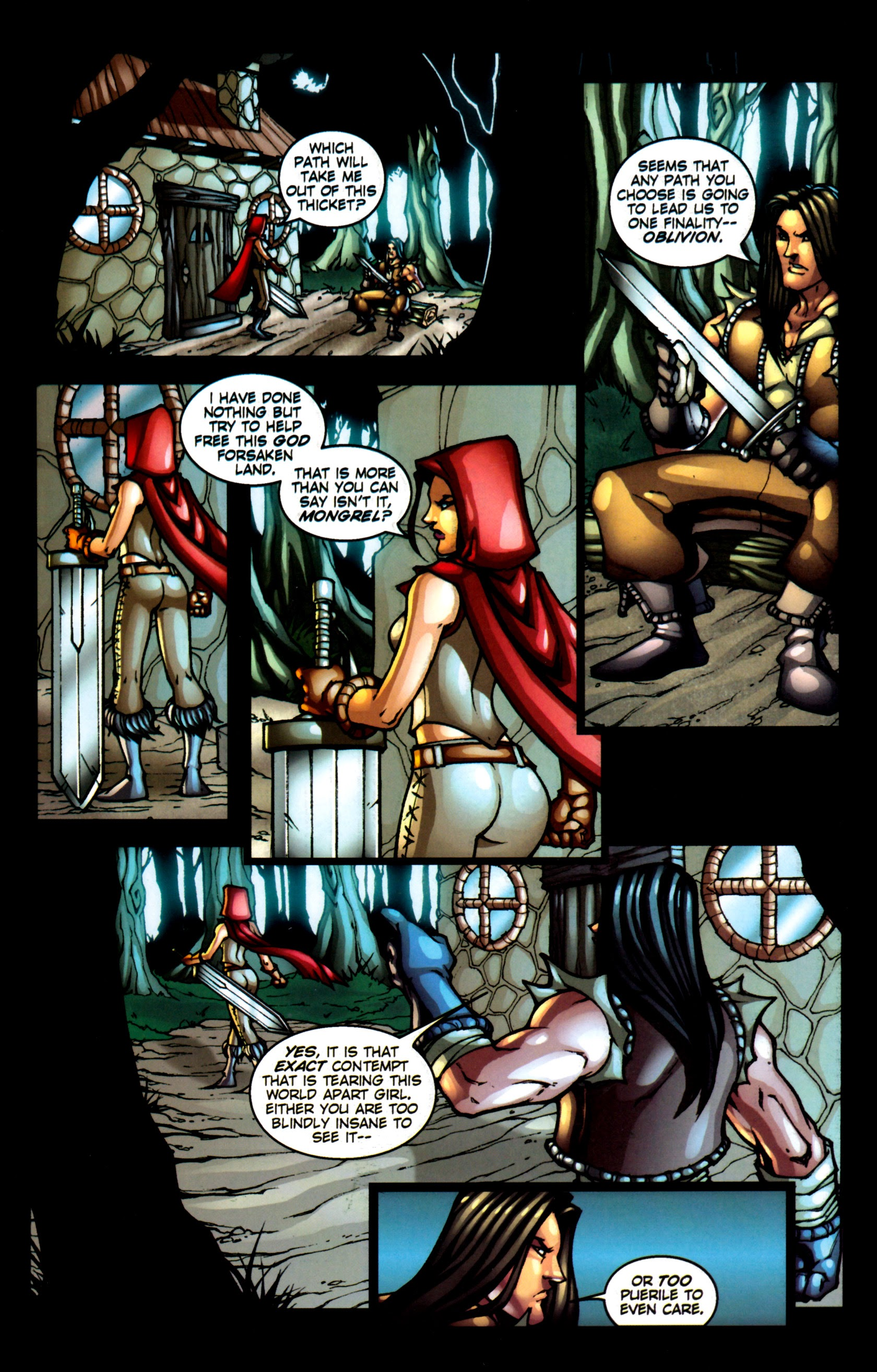 Read online Abiding Perdition comic -  Issue #5 - 15