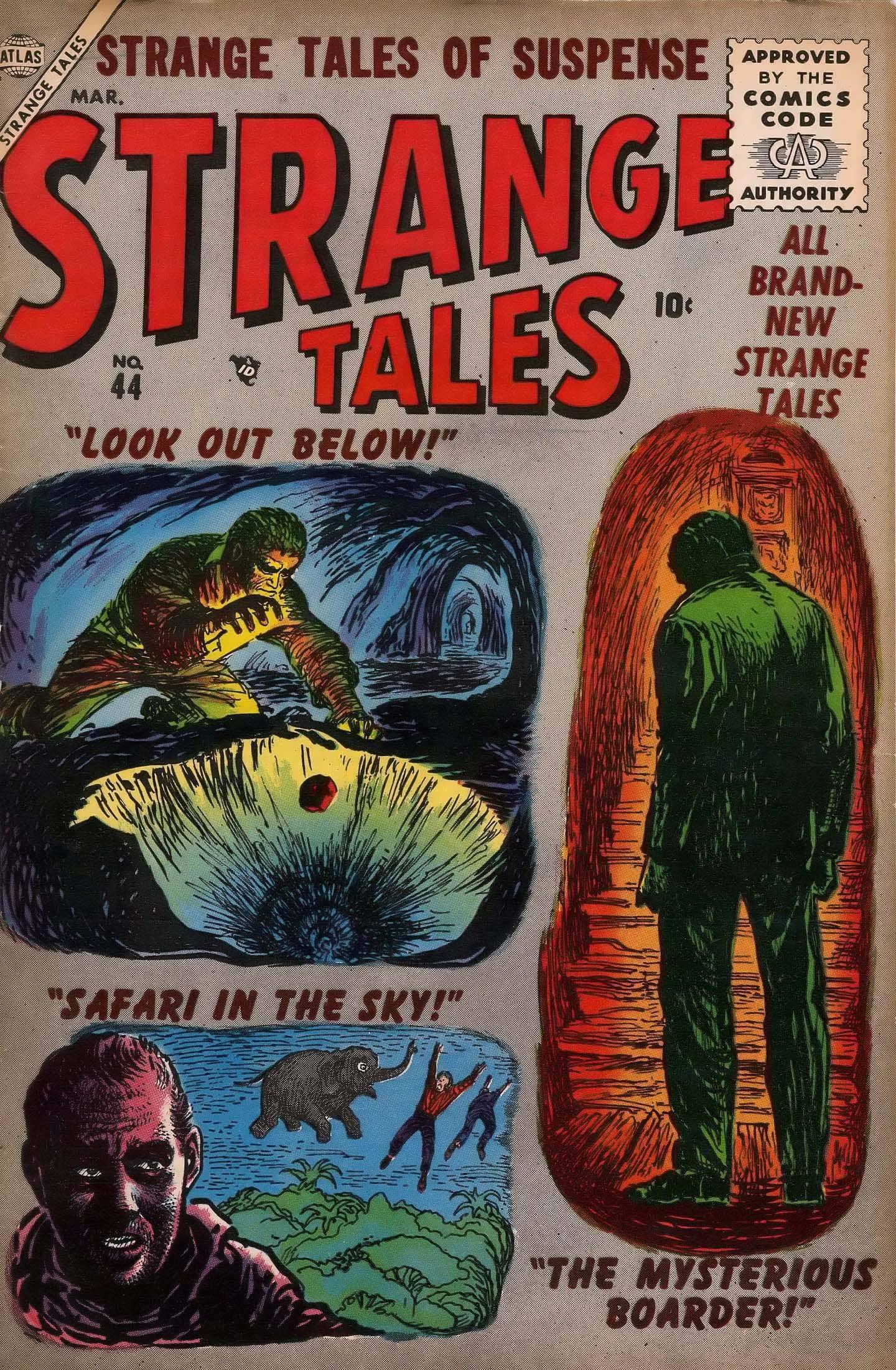 Strange Tales (1951) 44 Page 1