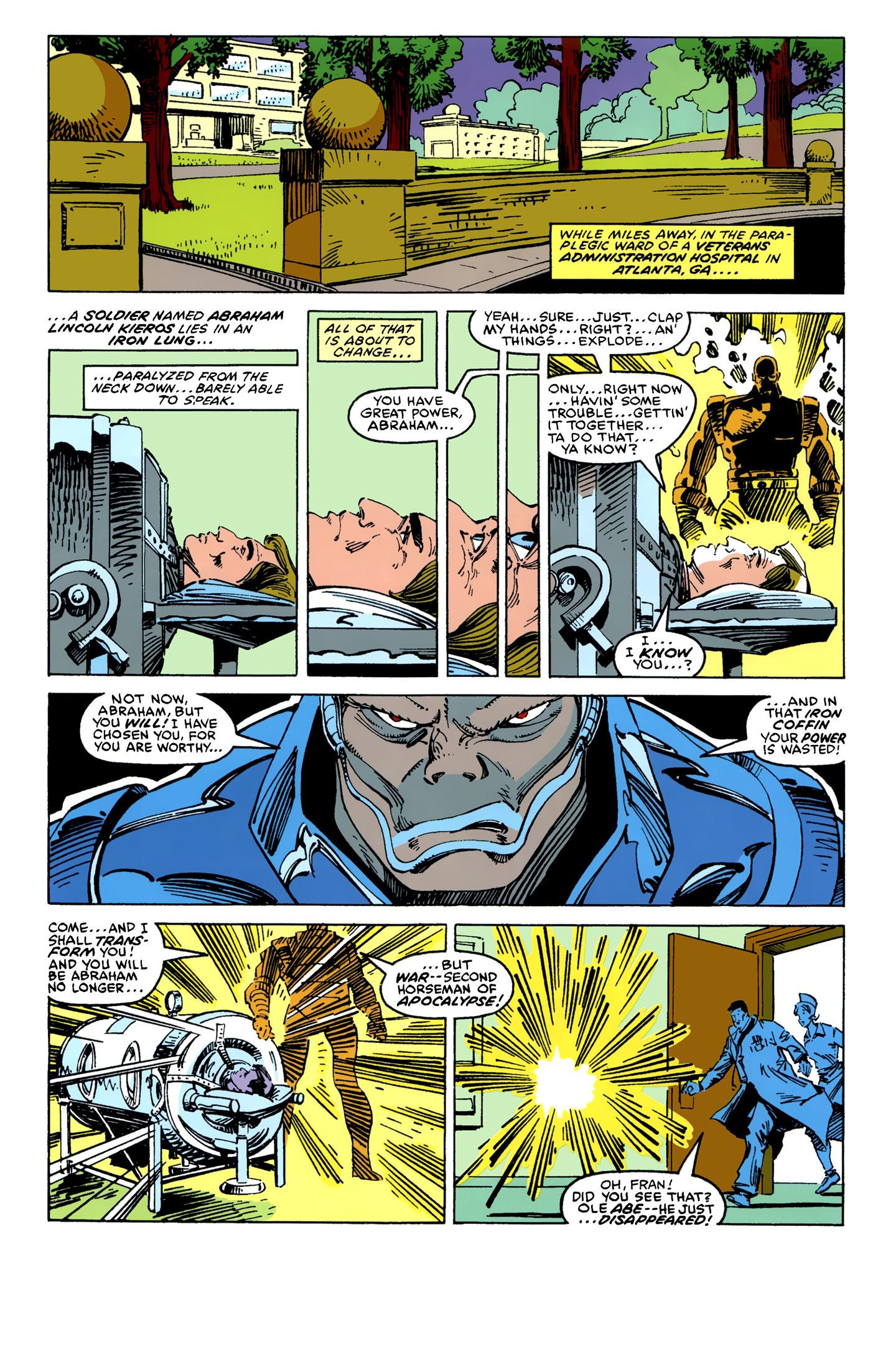 Read online X-Factor (1986) comic -  Issue #11 - 17