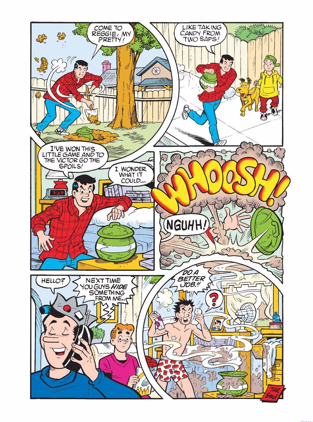 Read online Archie 1000 Page Comics Bonanza comic -  Issue #3 (Part 1) - 19