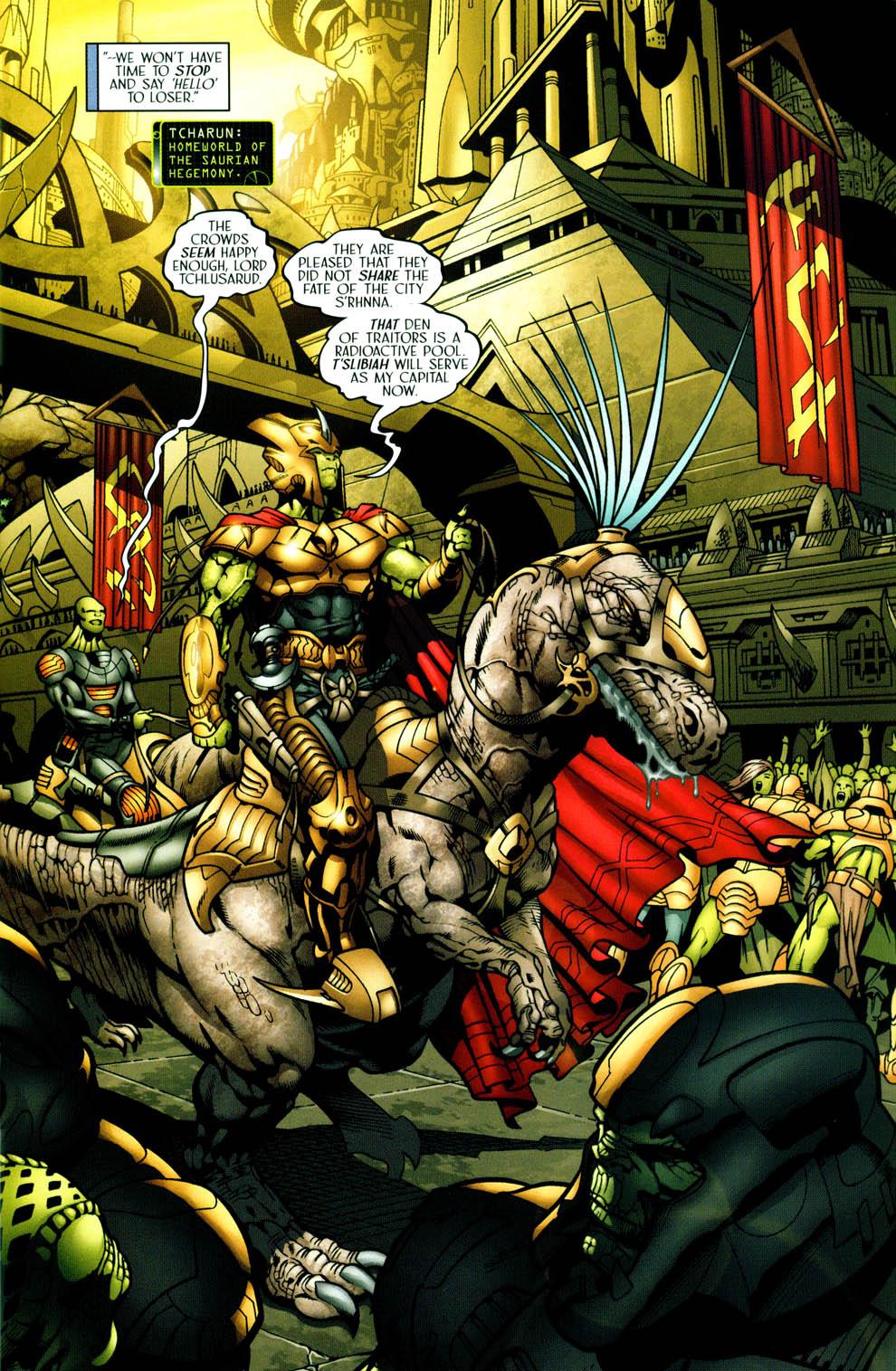 Read online Sigil (2000) comic -  Issue #36 - 14