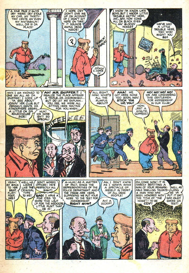 Daredevil (1941) issue 44 - Page 45