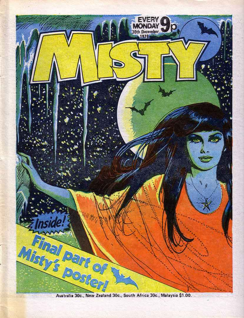 Read online Misty comic -  Issue #48 - 1