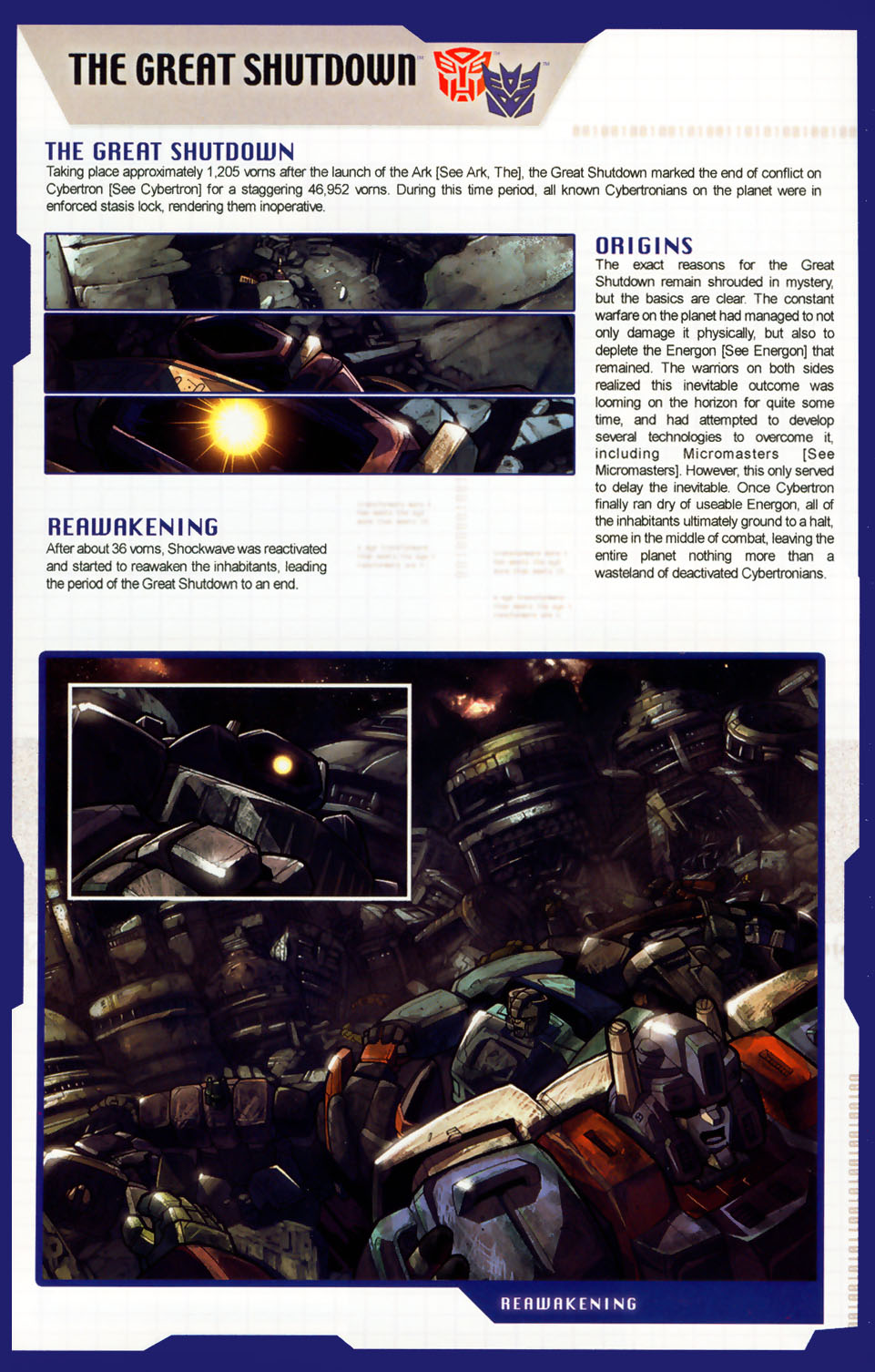 Read online Transformers: More than Meets the Eye comic -  Issue #8 - 25