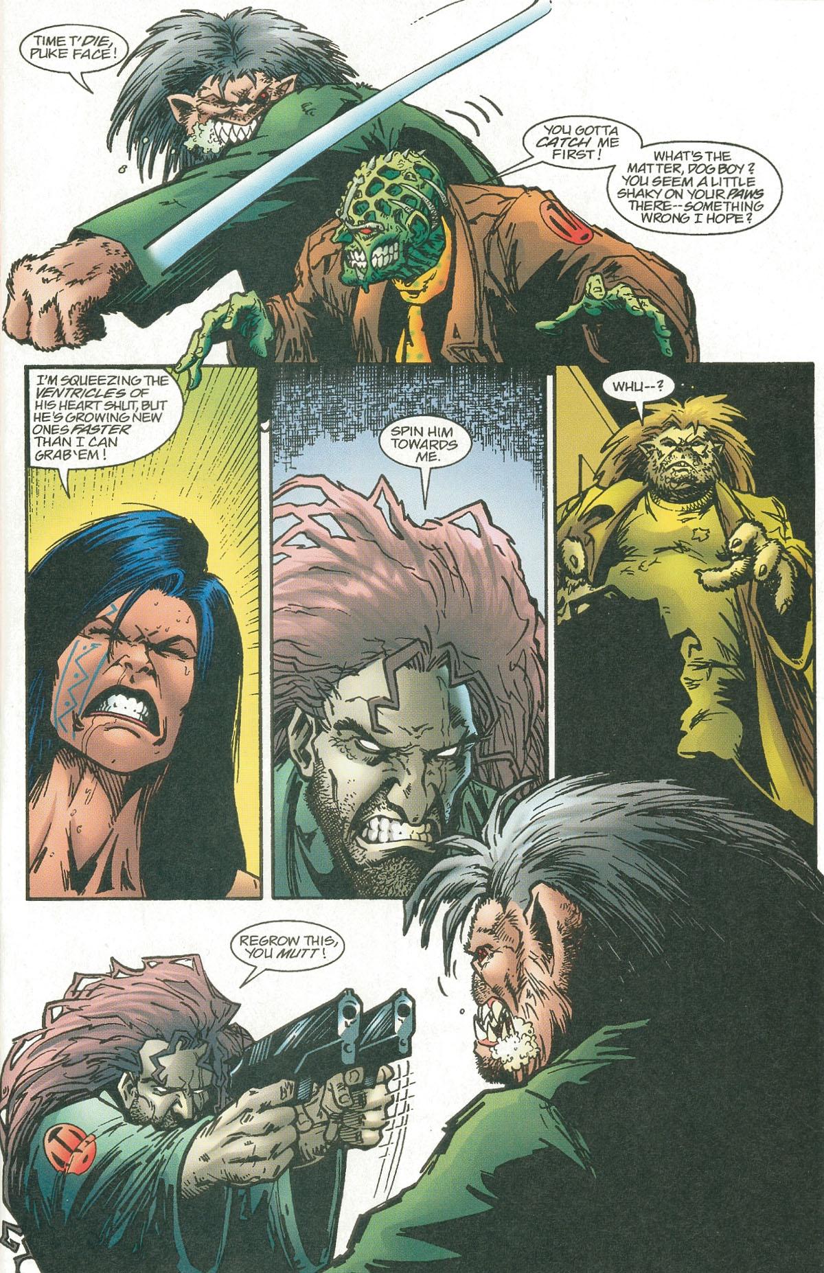 Read online UltraForce (1995) comic -  Issue #7 - 9
