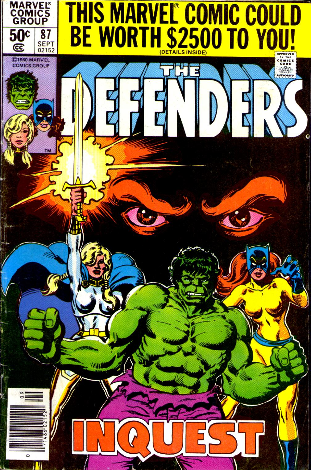 The Defenders (1972) 87 Page 1